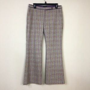 The Limited Drew Fit Tweed Professional Pant